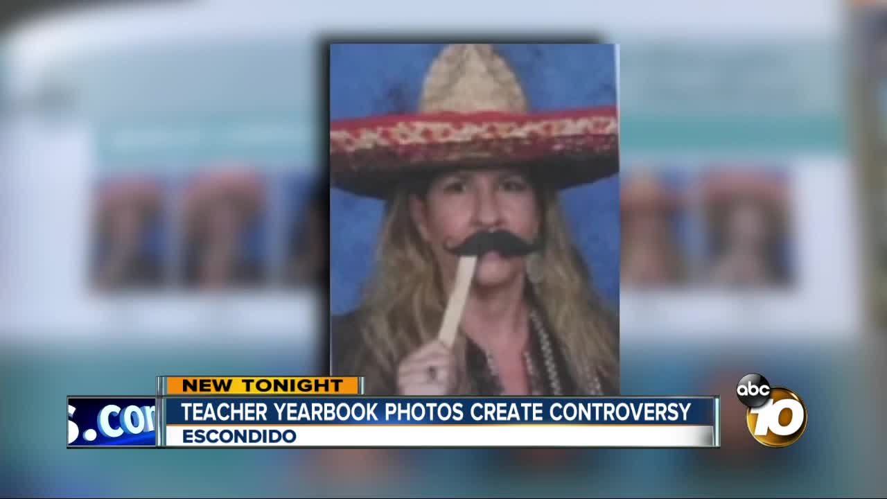Teachers Under Fire For Culturally Insensitive Yearbook Photos