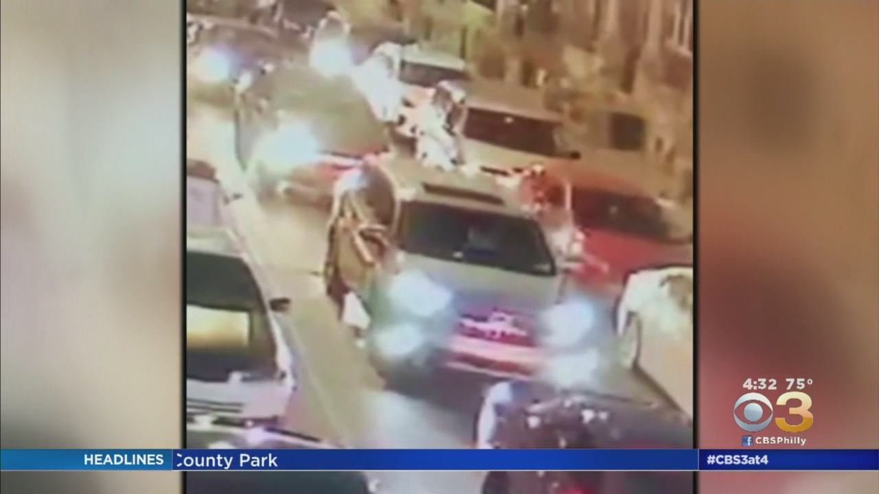 Video Shows Cop Shooting Unarmed Man Through Police Car Window