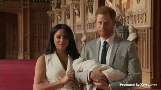 Meghan Markle And Prince Harry's Baby Already Has His Own Flower | HuffPost Canada