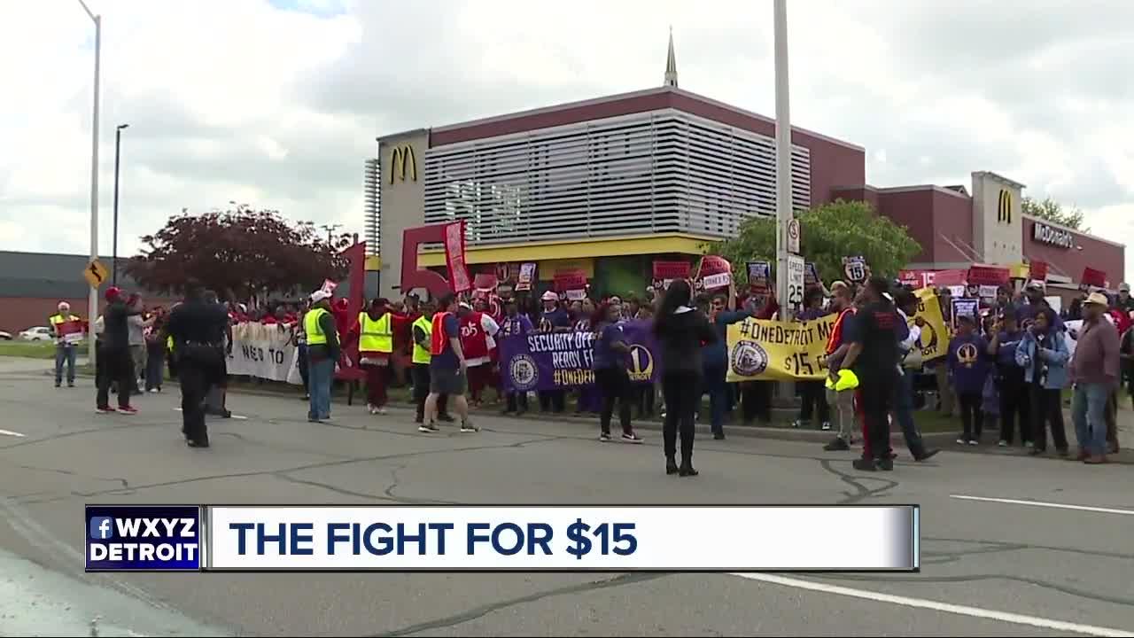 Kamala Harris To Join Striking McDonald's Workers In Iowa