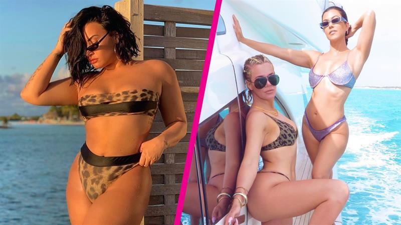 Celebrities flaunt summer 2019 beach bodies: Pics!