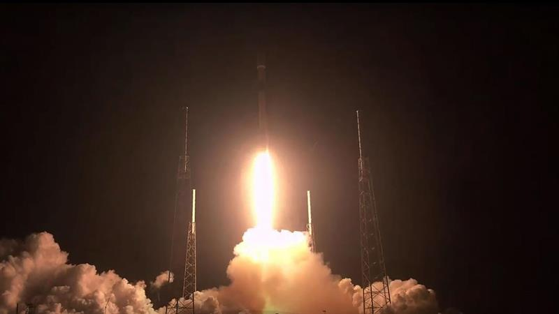 SpaceX Launches 60 Satellites Into Low Orbit For Elon Musk's New Starlink Internet Service