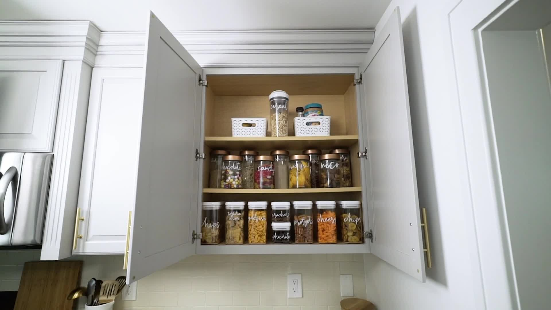 Everything You Should Purge From Your Pantry Before 2020