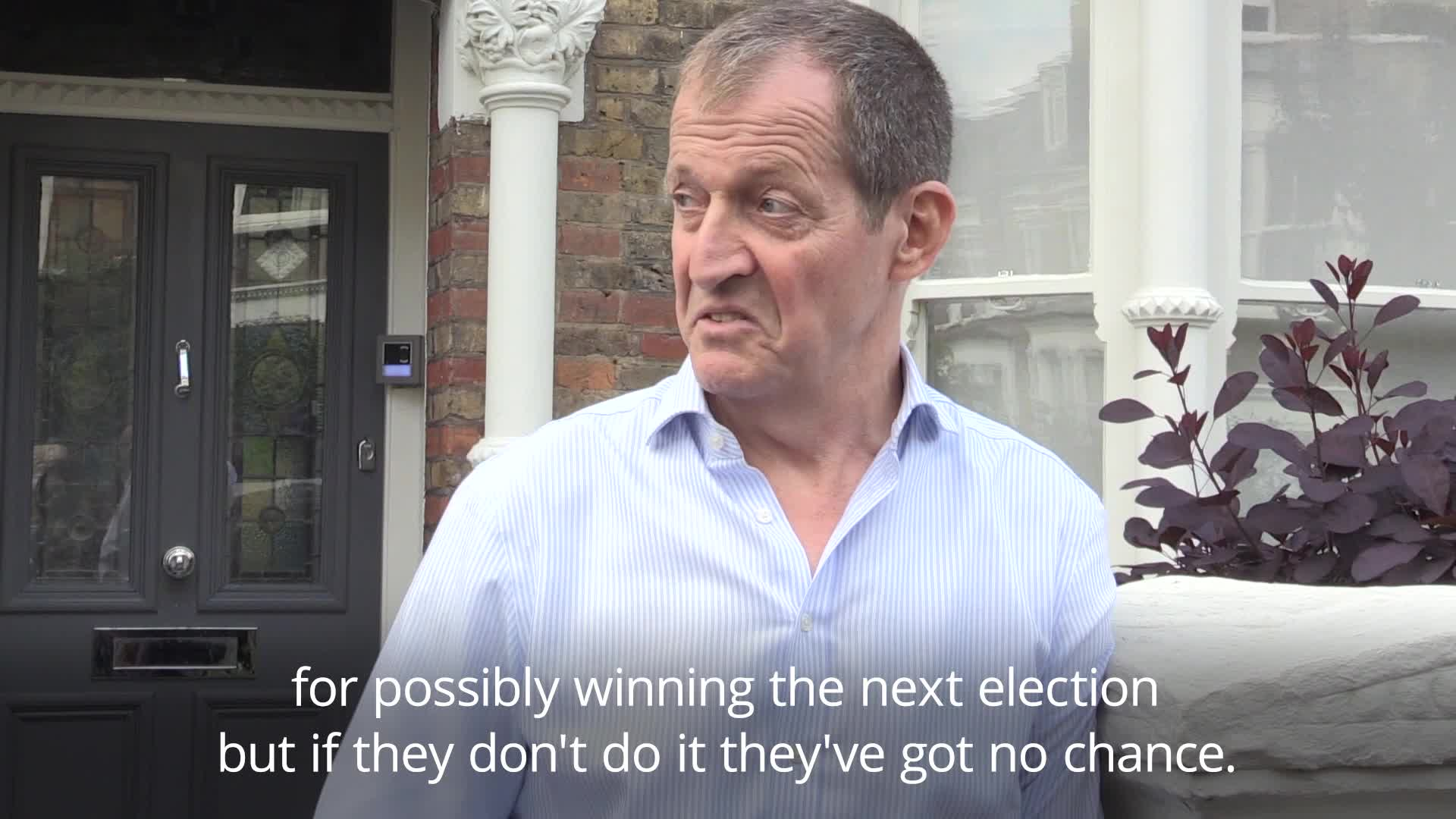 Charles Clarke, Ex-Labour Home Secretary, Blasts Alastair Campbell's Expulsion As Admits He Voted Lib Dem Too