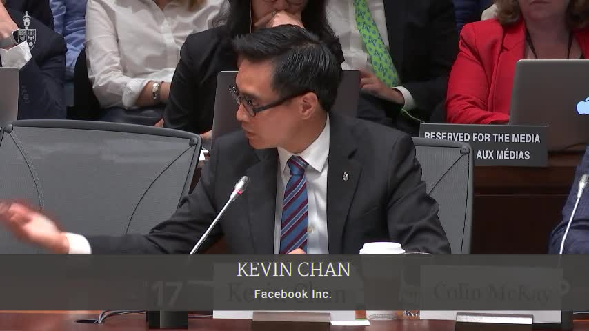 Most Canadians Cite Social Media For Internet Distrust, Survey Suggests