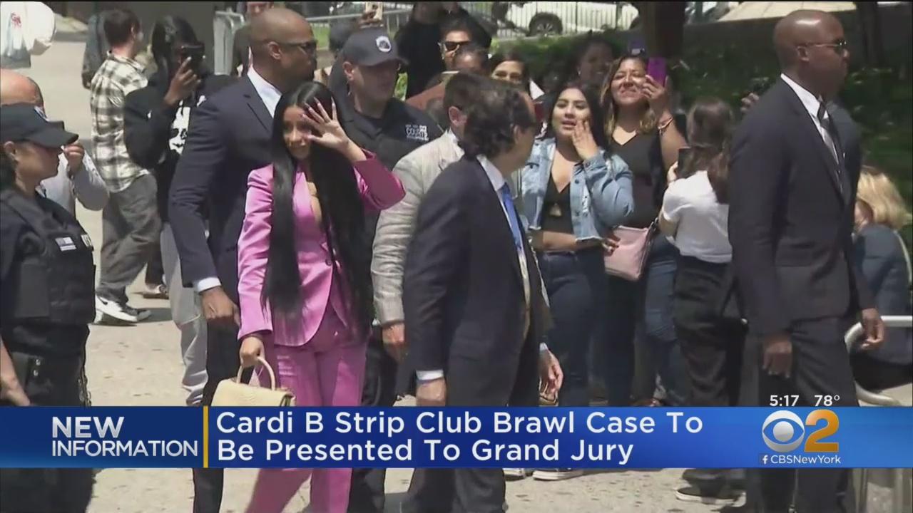 Cardi B indicted by grand jury in strip club brawl case: report