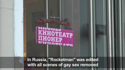 Inside The Glorious Rocketman Orgy Scene That Almost Got Cut