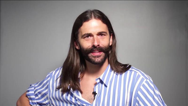 Queer Eye's Jonathan Van Ness Reveals He Identifies As Non-Binary