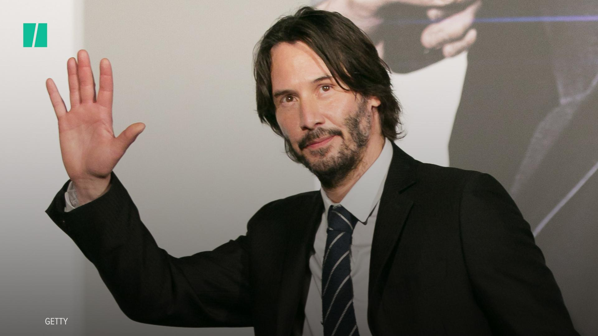 Marvel Is Just As Thirsty For Keanu Reeves As You Are