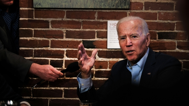 Democratic Voters Shrug Off Joe Biden's Role In 1994 Crime Bill