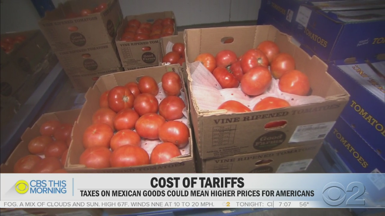 These Foods From Mexico Would Cost Way More If The U.S. Imposes Tariffs