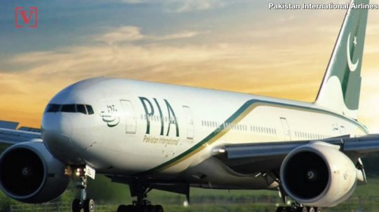 Weird, Odd and Bizarre News - Pakistan Airlines Flight Delayed After Passenger Opens Emergency Exit Door