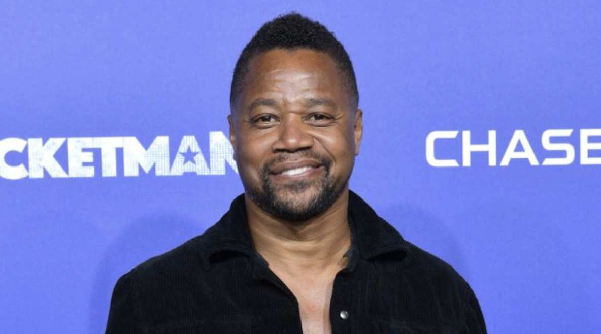 Cuba Gooding Jr Turns Himself In After Groping Allegation