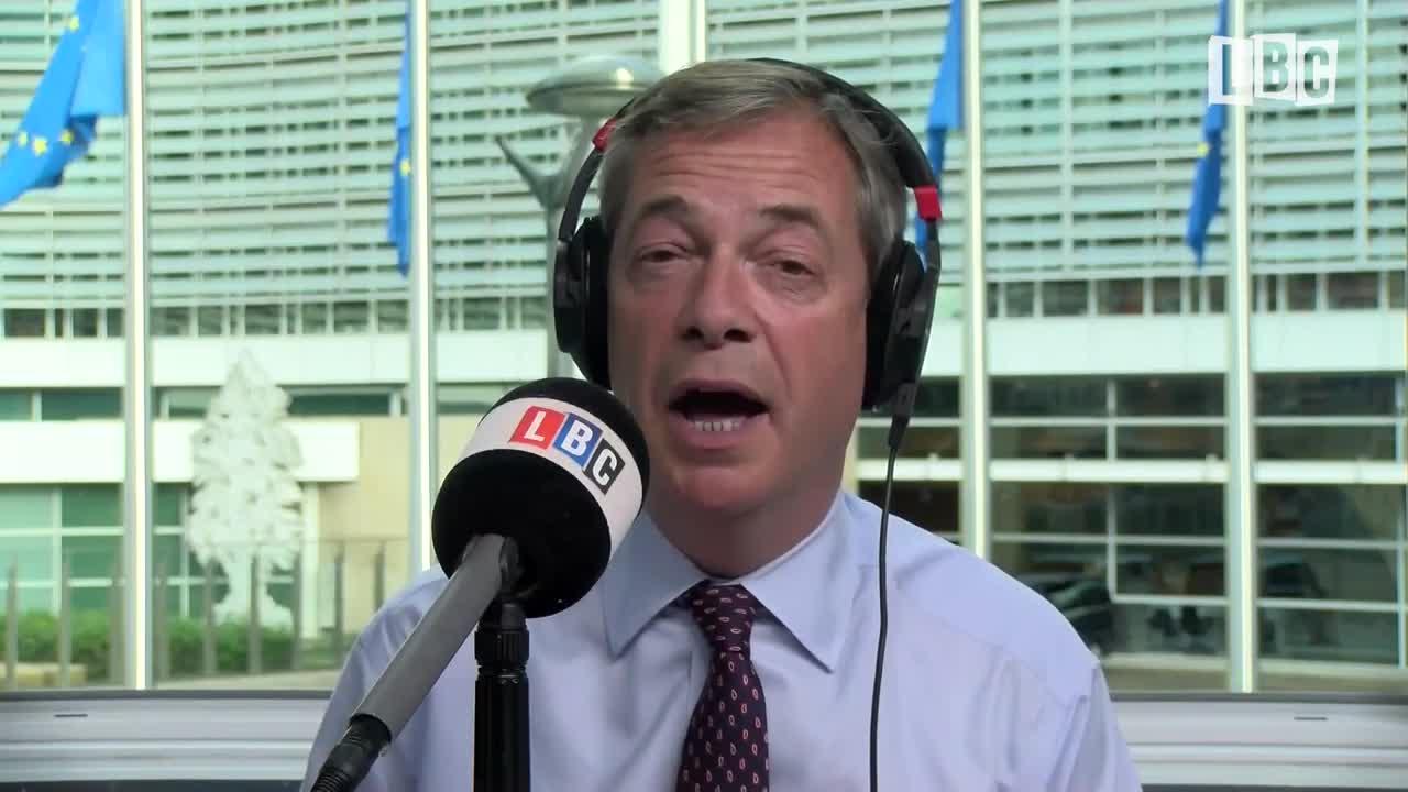 Jo Brand Sparks Angry Rebuke From Nigel Farage Over 'Acid Is Better Than Milkshake' Comment
