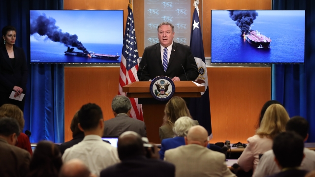 Pompeo Blames Iran For Taliban Attack As Administration 'Itches For War,' Says Expert
