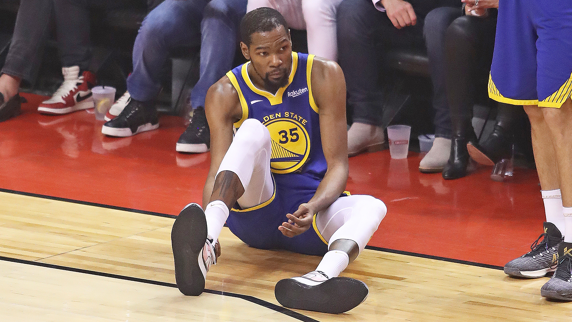 Odds reveal where Kevin Durant will most likely land in 2019-20
