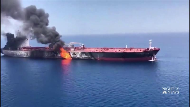 Jeremy Corbyn Hammered For 'Pathetic' Response To Iran Tanker Attack Accusations