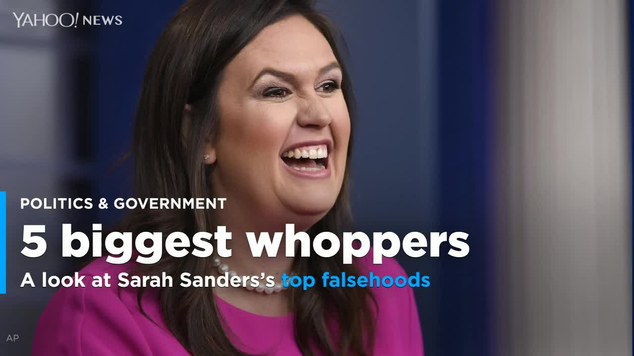 Sarah Huckabee Sanders To Join Fox News As A Contributor