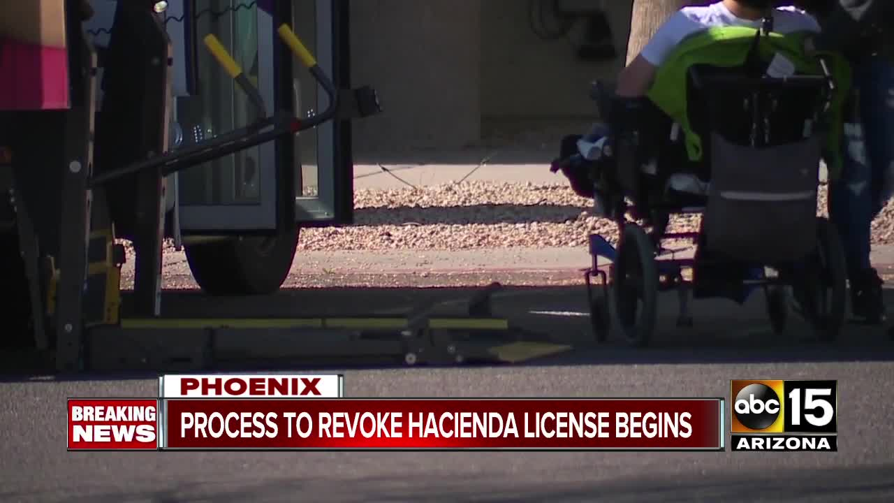 Arizona To Revoke Hacienda HealthCare's License After Maggots Found On Patient