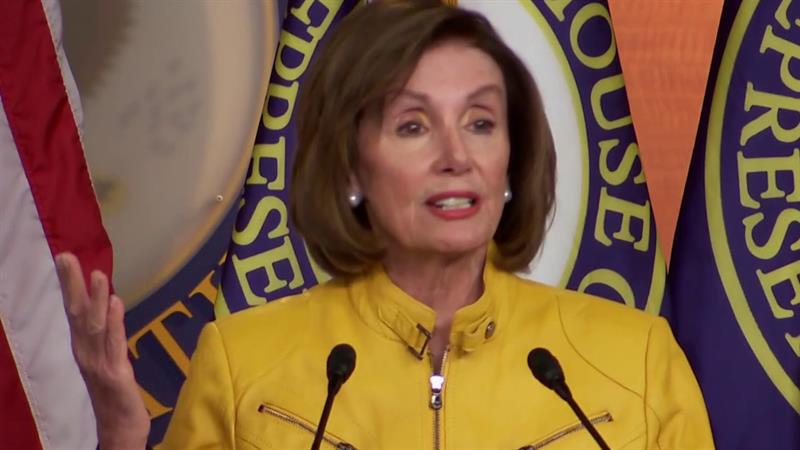 Pelosi rules out Trump censure if House can't impeach him