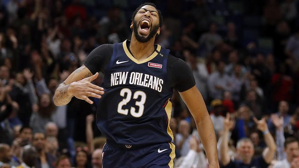Flipboard Anthony Davis Traded To Lakers For Haul Of Young