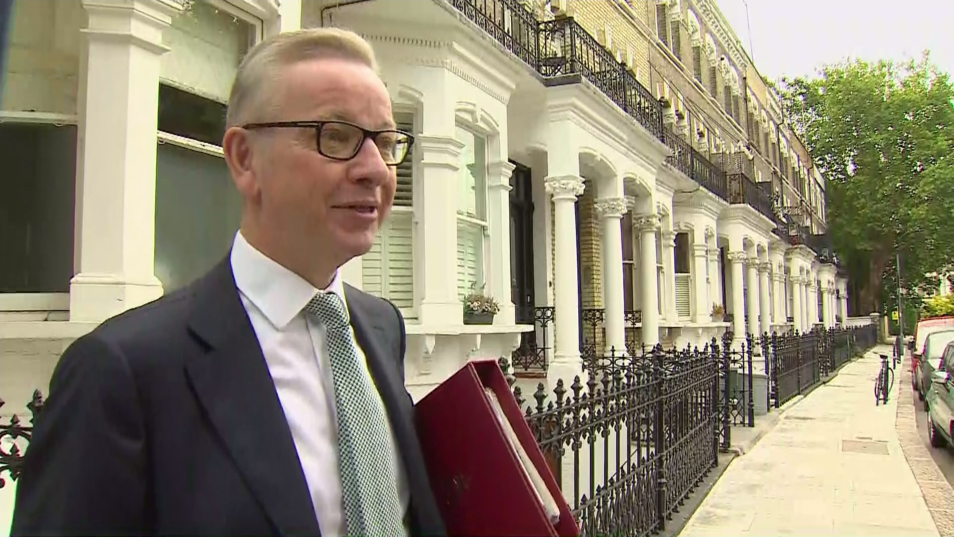 Michael Gove Calls For Parliament To Be Given A Veto Over No-Deal Brexit