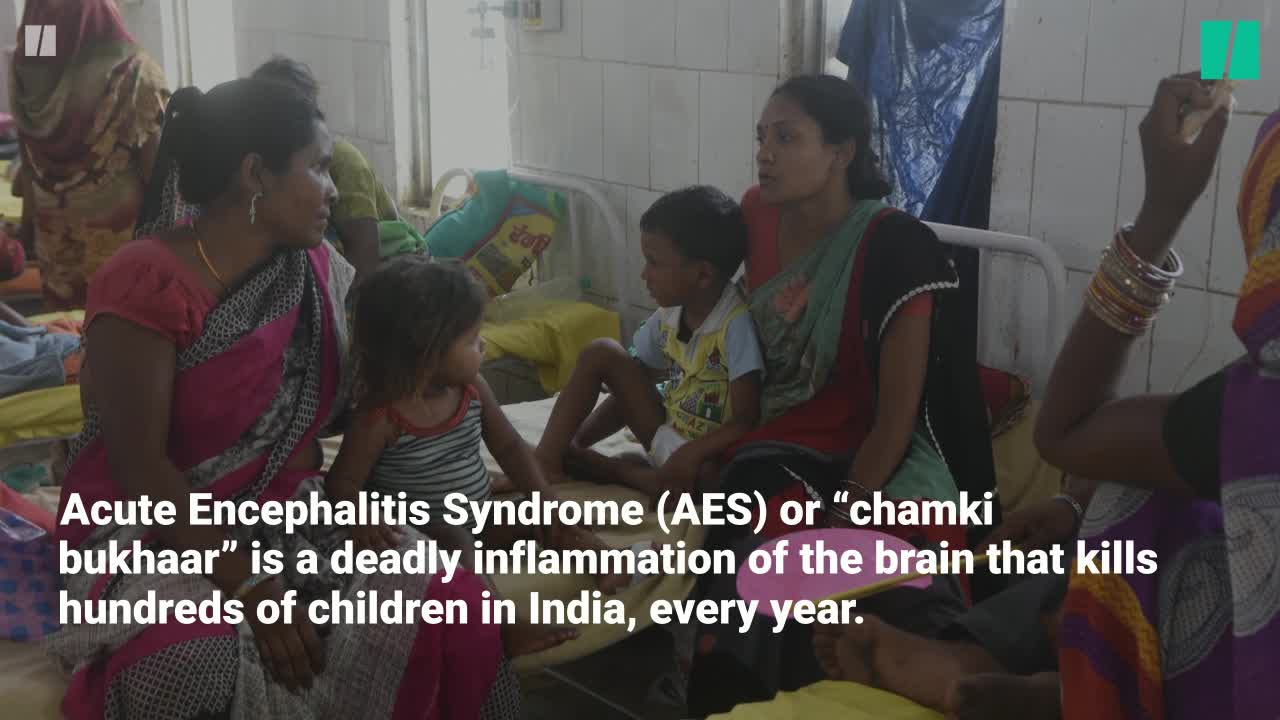 Bihar Encephalitis: Prisoner's Ward In Muzaffarpur Hospital Converted To Accommodate Children