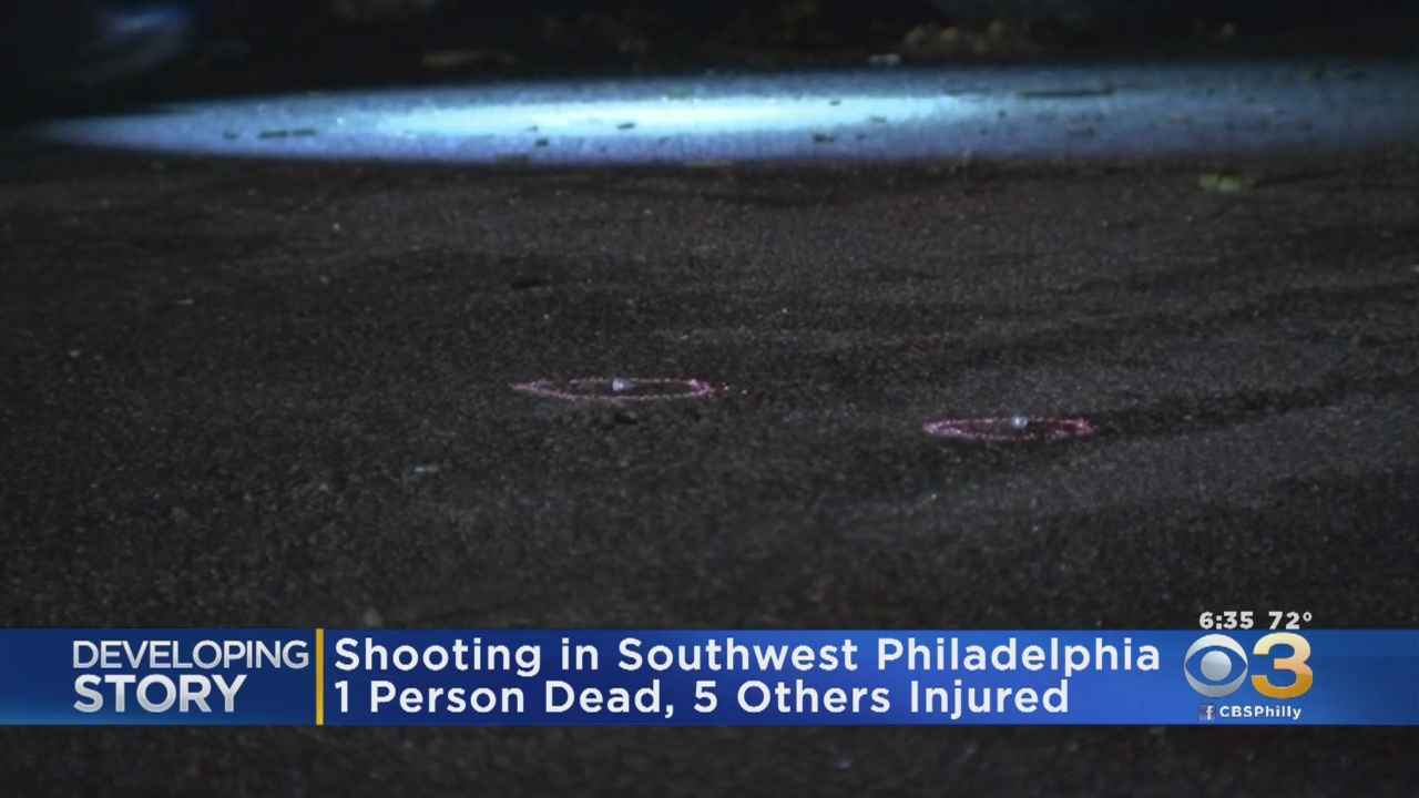 Philadelphia Graduation Party Shooting Leaves 1 Dead, 5 Injured