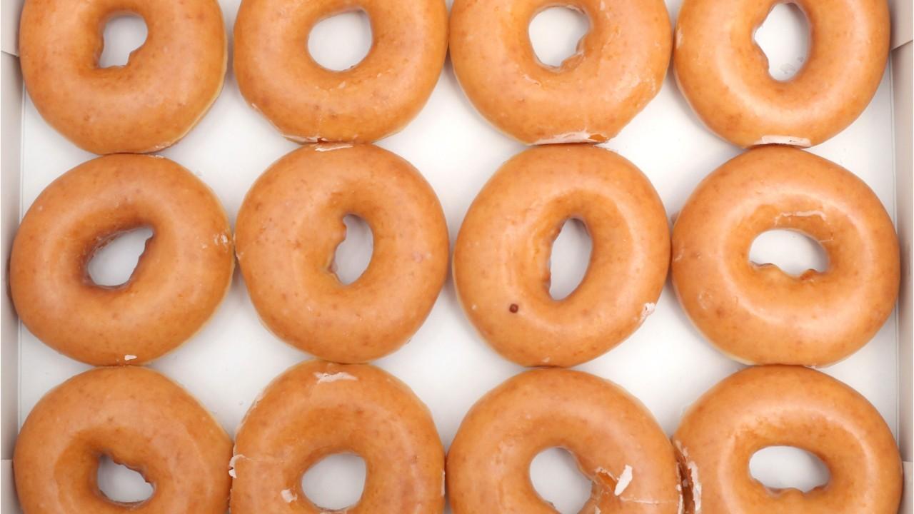 Krispy Kreme makes major upgrade to its iconic glazed doughnut