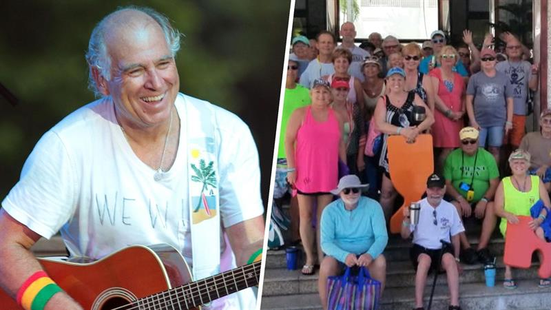 Nearly 50 Jimmy Buffett fans reportedly fall ill in Dominican Republic