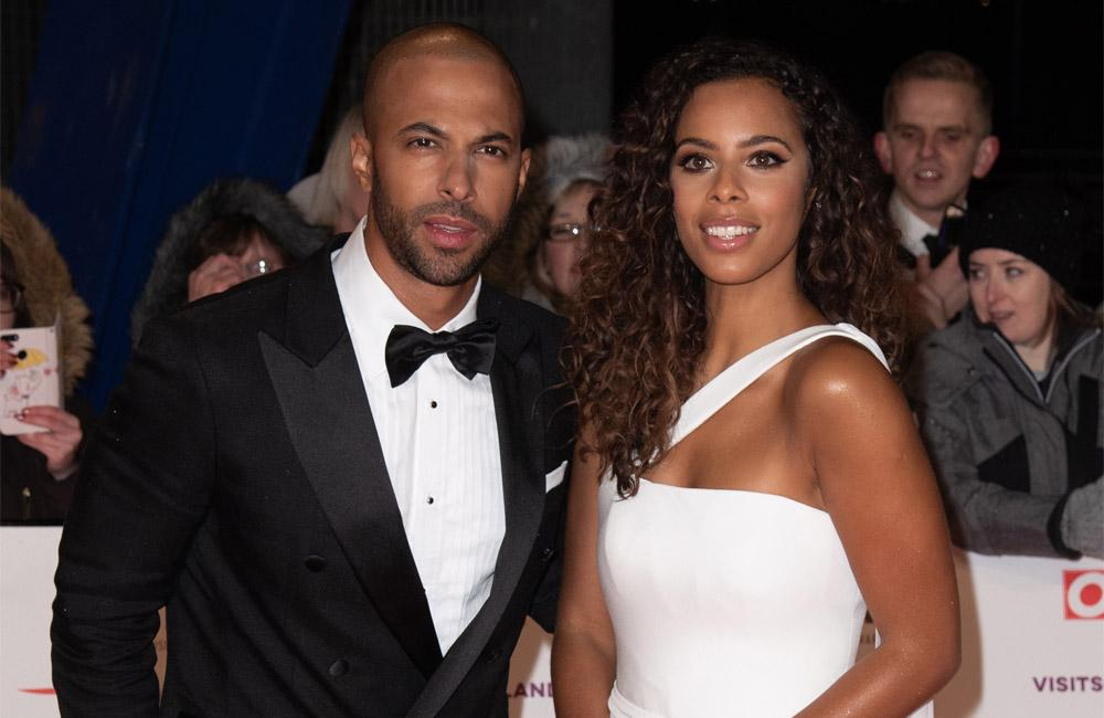 Rochelle Humes Reveals The Bizarre (And Slightly Awkward) Technique She Uses To Get Her Daughter To Eat