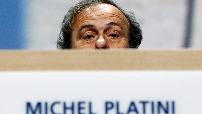 Former UEFA President Michel Platini Arrested Over 2022 Qatar World Cup Investigation