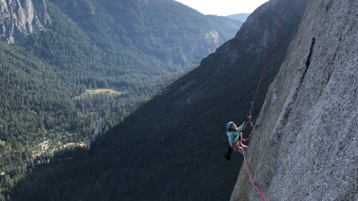 National News - 10-Year-Old Girl Becomes Youngest Person To Climb Yosemite's El Capitan
