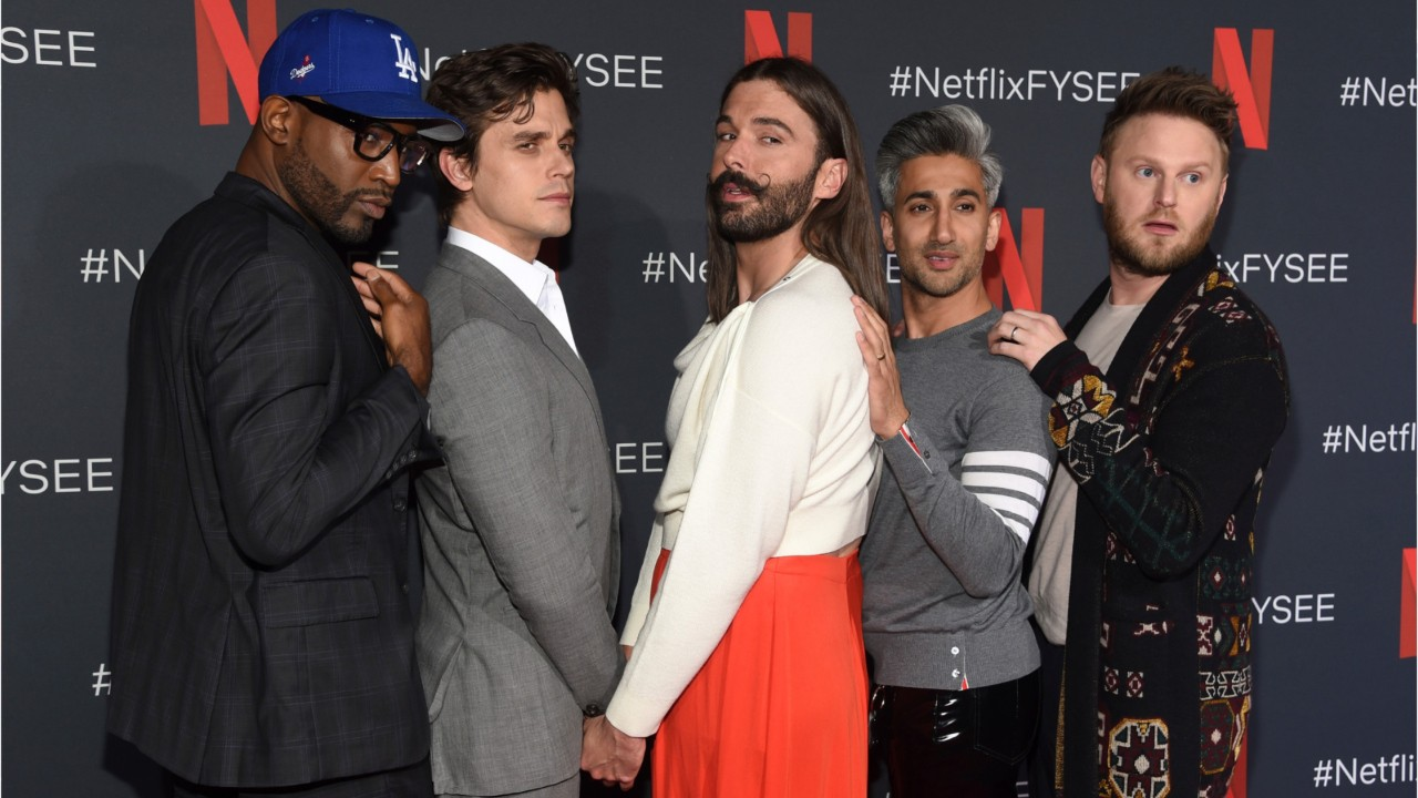Queer Eye Renewed For Seasons 4 And 5 On Netflix, With The Fab Five All Returning