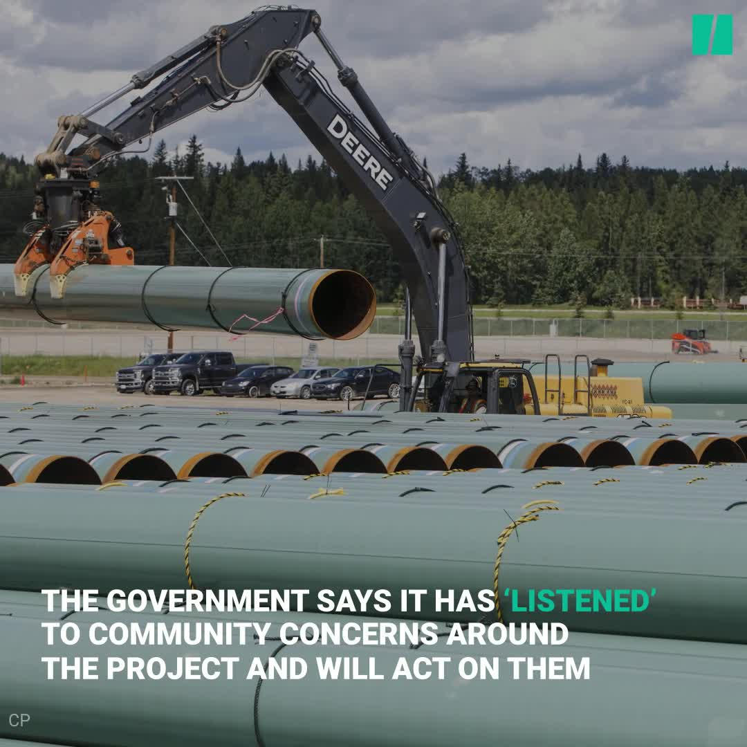 2 First Nations Drop Out Of Court Challenge Against Trans Mountain