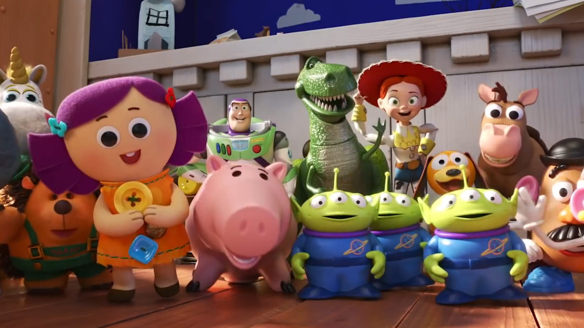 'Toy Story 4': All the stars who voice characters in Pixar's latest film