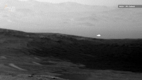 A Glint Of Light And A Hint Of Life: Mars Is Getting Very Interesting Right Now