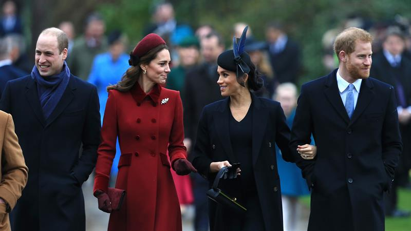 Meghan Markle, Kate Middleton 'definitely' had 'issues' before charity split
