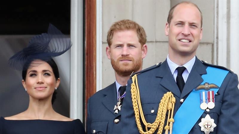 Prince William turns 37: Meghan Markle and Prince Harry under fire for 'cold' birthday message