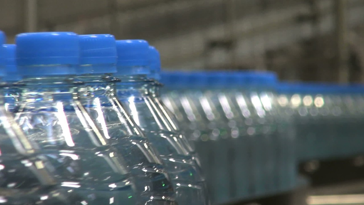 National News - Keurig Dr Pepper Pulls Bottled Water From Stores After High Arsenic Reports
