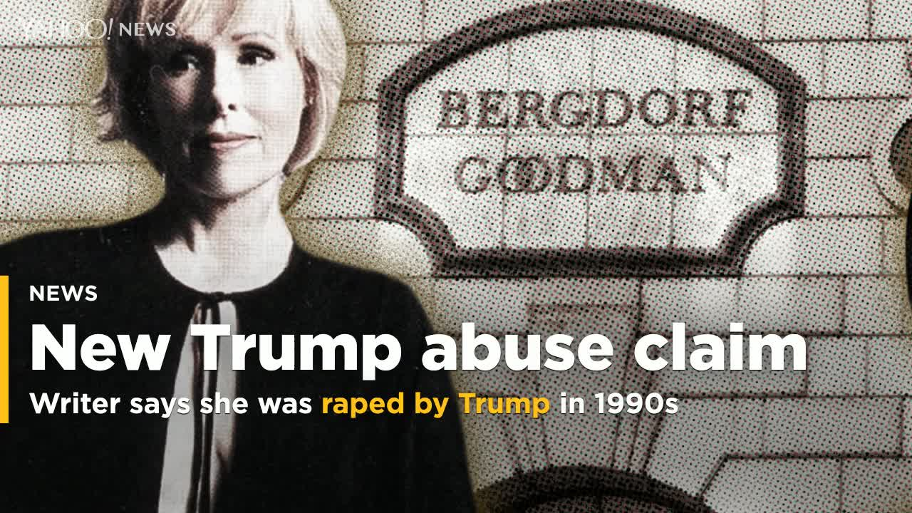 Trump Has Been Accused Of Rape. Here's What The Reaction Says About Us.