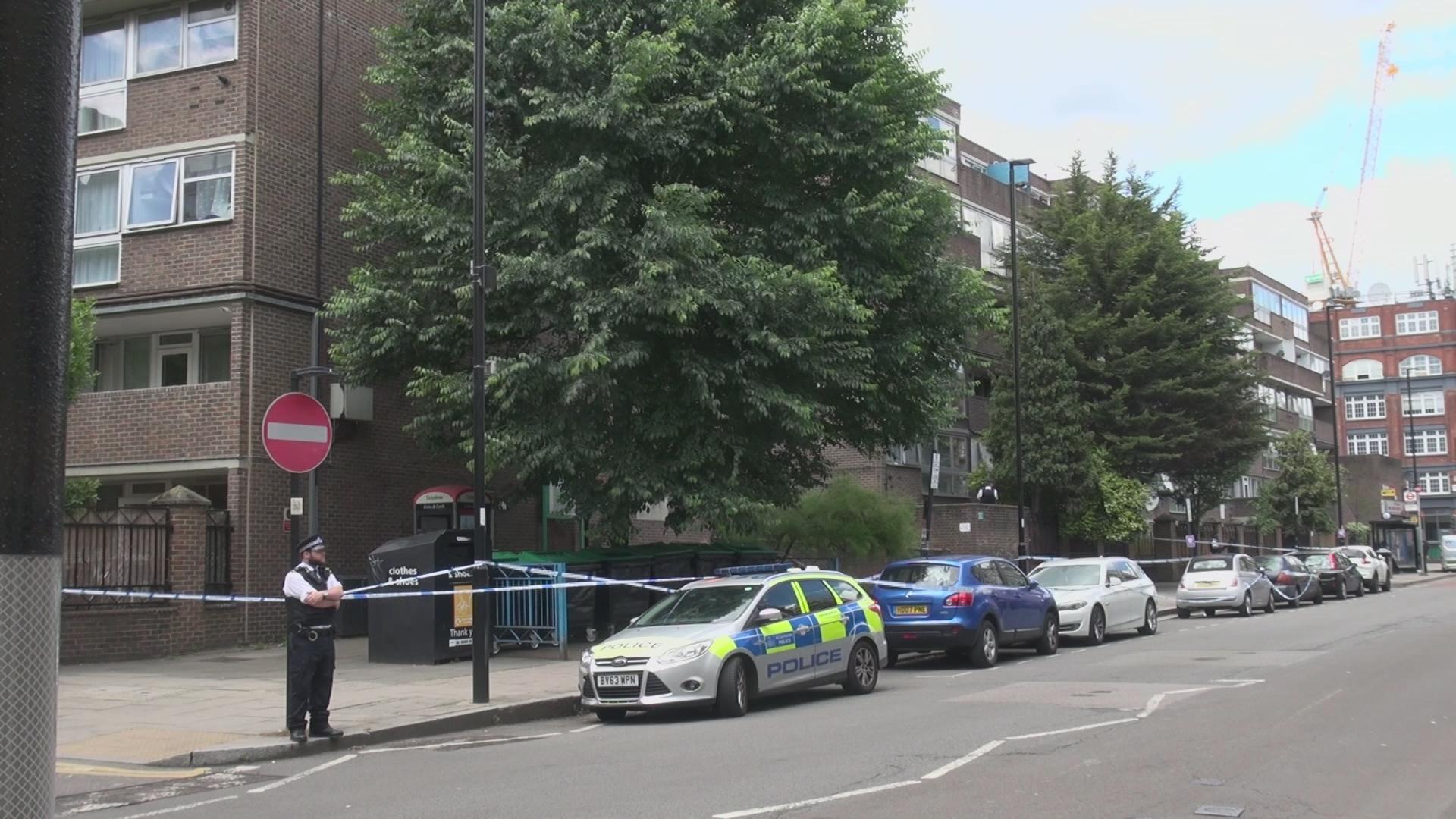 Man Found With Gunshot Injuries In North London