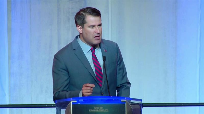 Rep. Seth Moulton Calls Out Nancy Pelosi's Handling Of Spat With 'The Squad'