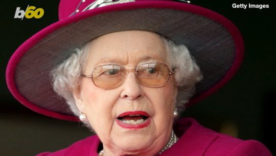 There Are Rats At Buckingham Palace And The Queen Is Not Amused