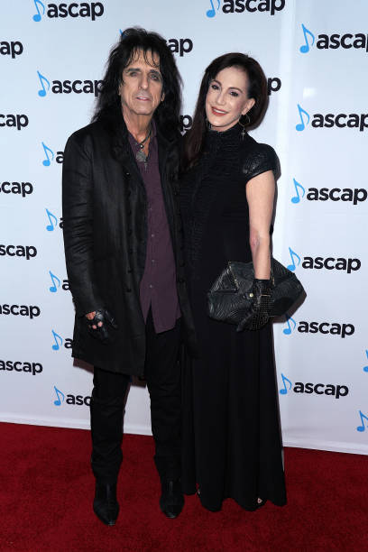 Alice Cooper and his wife do not have a 'suicide pact,' despite his recent statements