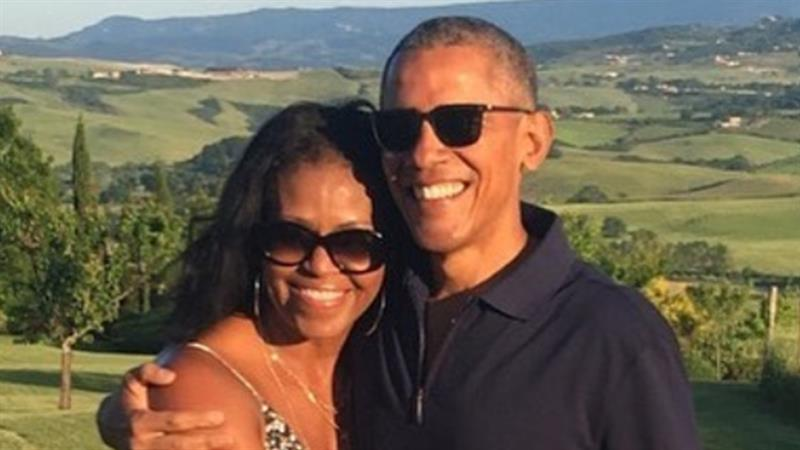 Obamas Hang Out With The Clooneys In Lake Como For Memorable Double Date