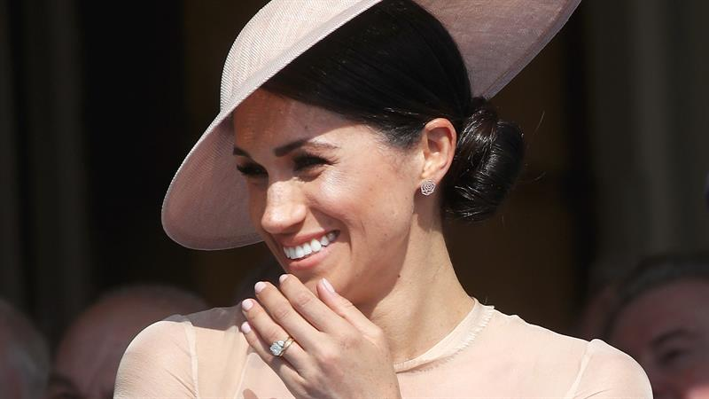 Meghan Markle Made Some Gorgeous Changes To Her Engagement Ring