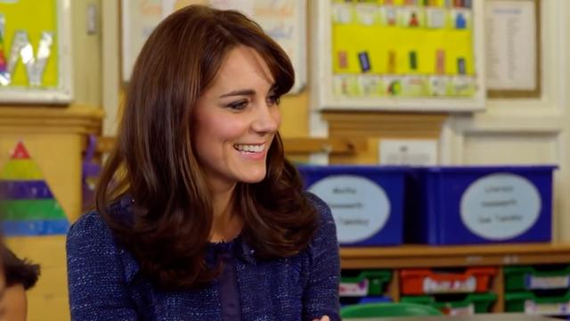Kate Middleton is all smiles while attending photography workshop