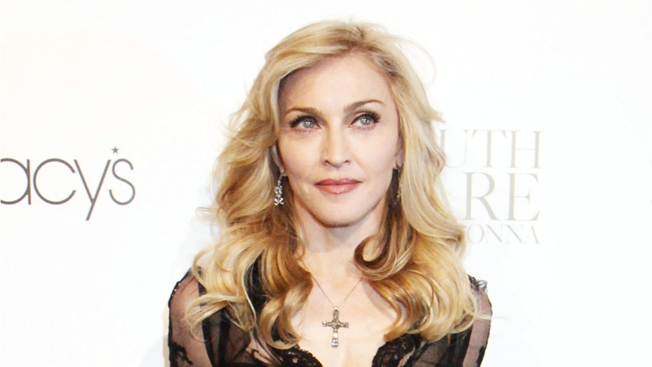 Madonna's God Control Music Video Is A 'Wake Up Call' About US Gun Reform