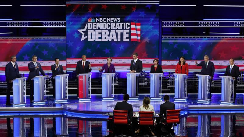 Julián Castro's 'Adiós To Donald Trump' Becomes Viral Hashtag Of 2020 Debate
